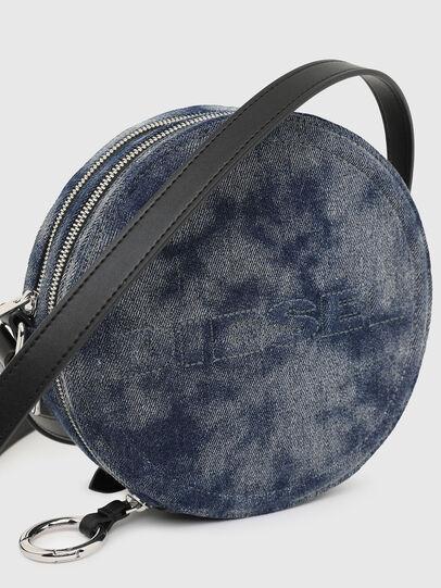 Diesel - OPHITE, Grey/Blue - Crossbody Bags - Image 7