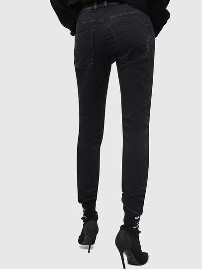 Diesel - Krailey JoggJeans 0687Z, Black/Dark grey - Jeans - Image 2