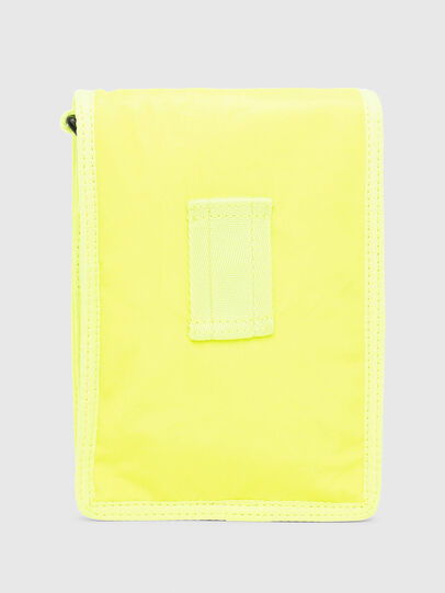 Diesel - ANKO, Yellow Fluo - Crossbody Bags - Image 2