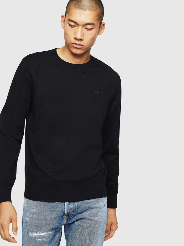 K-LAUX, Black - Knitwear