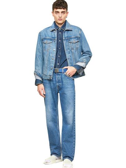 Diesel - D-Macs 009MG, Medium blue - Jeans - Image 5