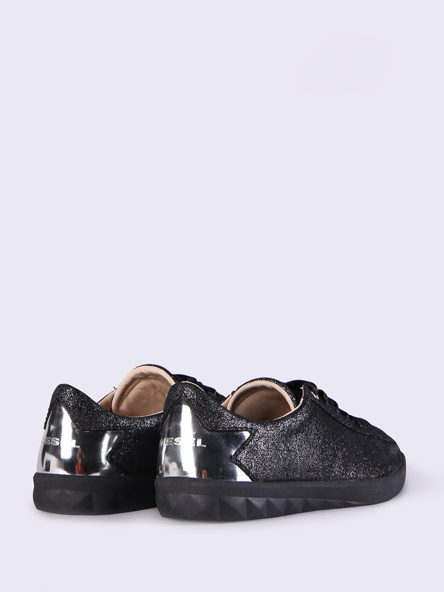 S-OLSTICE LOW W, Black