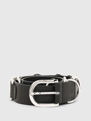 B-MERRING, Black - Belts