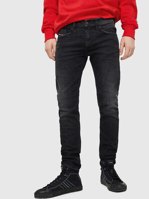 Thommer 0890E, Black/Dark grey - Jeans