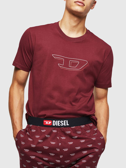 Diesel - UMSET-JAKE-JULIO, Bordeaux - Pajamas - Image 4