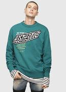 S-BAY-YC, Dark Green - Sweaters