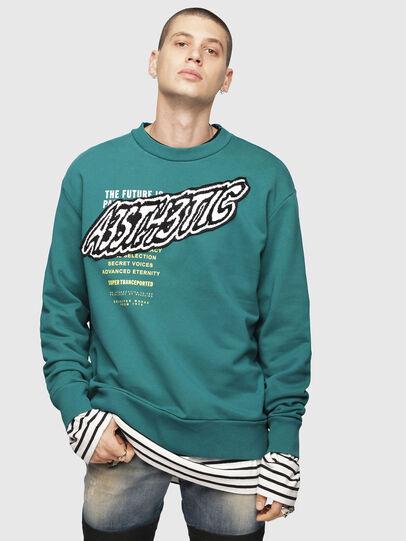 Diesel - S-BAY-YC,  - Sweaters - Image 1
