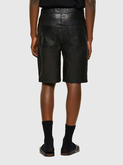 Diesel - P-MACS-SHORT, Black - Pants - Image 2