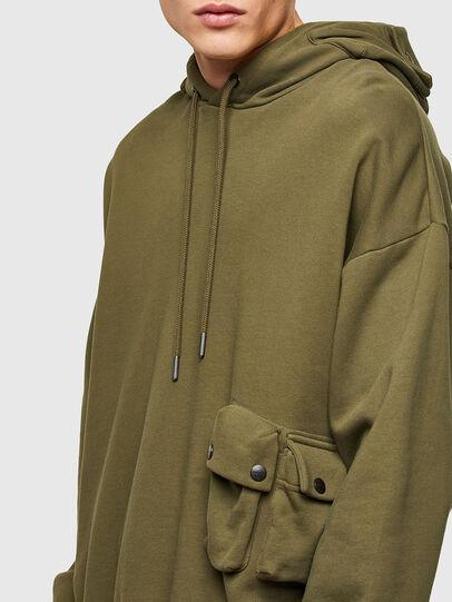 Diesel - S-ERPOCK, Military Green - Sweaters - Image 4