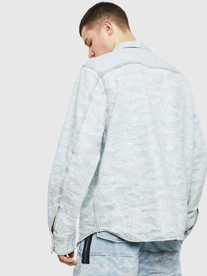 Diesel - D-JESSY,  - Denim Shirts - Image 2