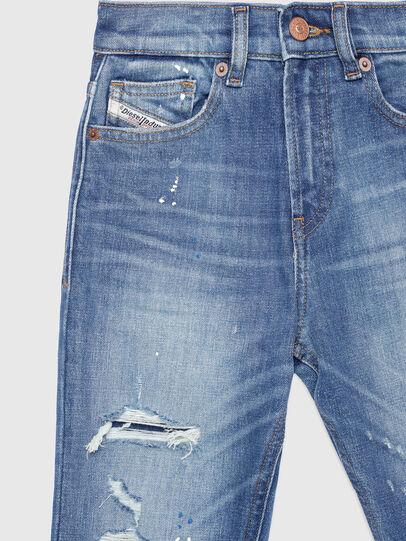 Diesel - D-VIDER-J, Light Blue - Jeans - Image 3