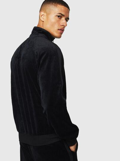 Diesel - UMLT-MAX-CZ, Black - Sweaters - Image 2