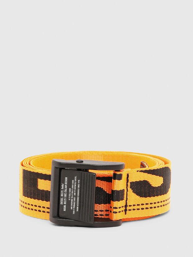B-MASER, Orange - Belts