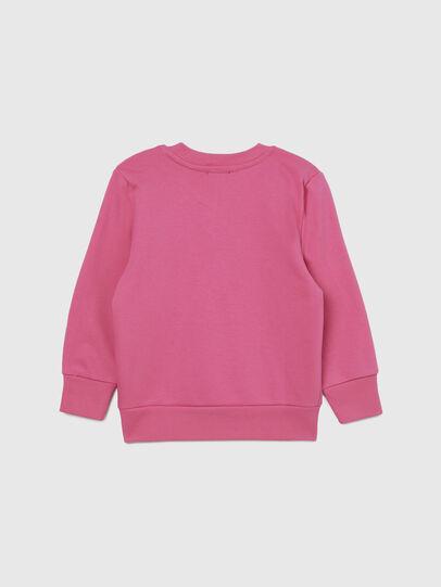 Diesel - SGIRKCUTYB-FL-R, Pink - Sweaters - Image 2