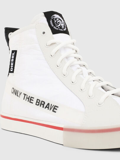 Diesel - S-DVELOWS ML, White/Black - Sneakers - Image 4