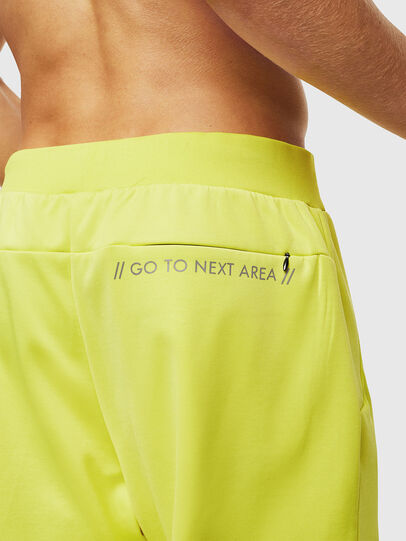 Diesel - BMOWT-FLOATSHORT, Green Fluo - Out of water - Image 3