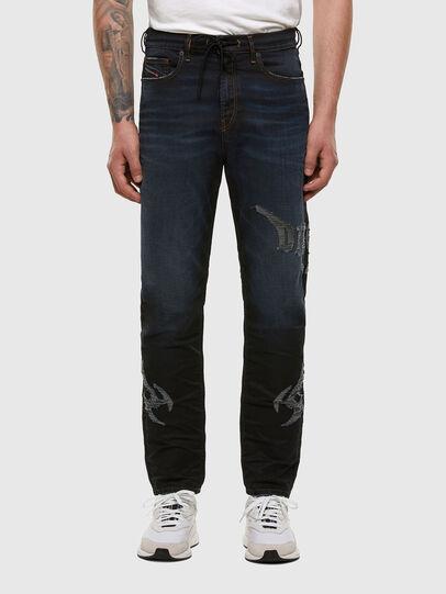 Diesel - D-Vider JoggJeans 009HE, Dark Blue - Jeans - Image 1