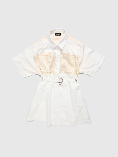 Diesel - DTIEP, White - Dresses - Image 1