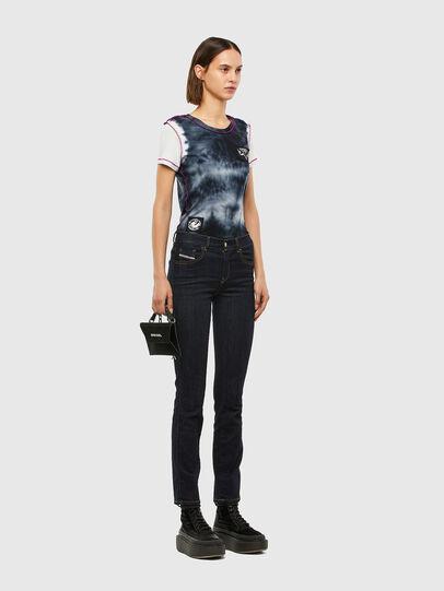 Diesel - Sandy 069MX, Dark Blue - Jeans - Image 6