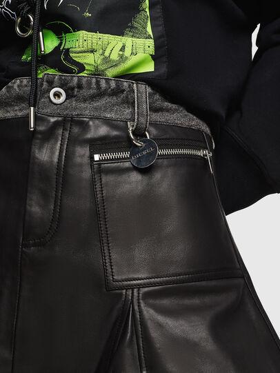 Diesel - L-FUJO, Black - Skirts - Image 6