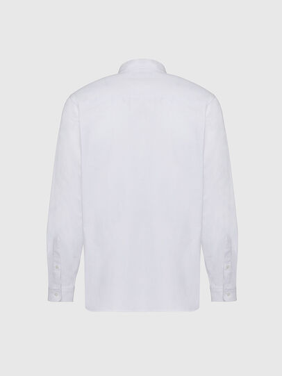 Diesel - S-JAMES, White - Shirts - Image 2