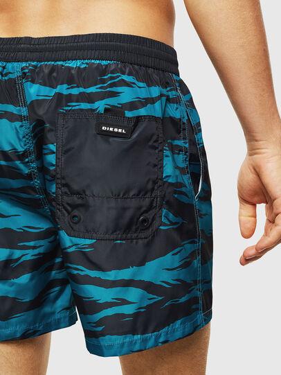 Diesel - BMBX-WAVE 2.017, Dark Blue - Swim shorts - Image 3
