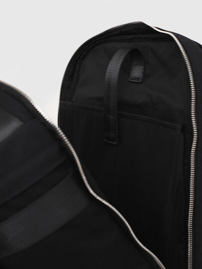 Diesel - PIEVE, Black - Backpacks - Image 5