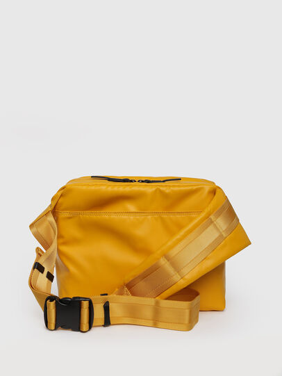 Diesel - F-BOLD CROSS, Honey - Crossbody Bags - Image 2
