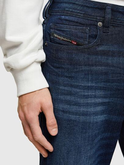 Diesel - Zatiny 069TN, Dark Blue - Jeans - Image 3