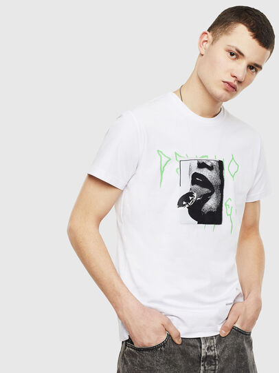 Diesel - T-DIEGO-S12,  - T-Shirts - Image 1