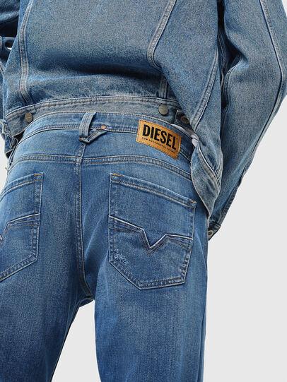 Diesel - Larkee 083AX, Light Blue - Jeans - Image 5