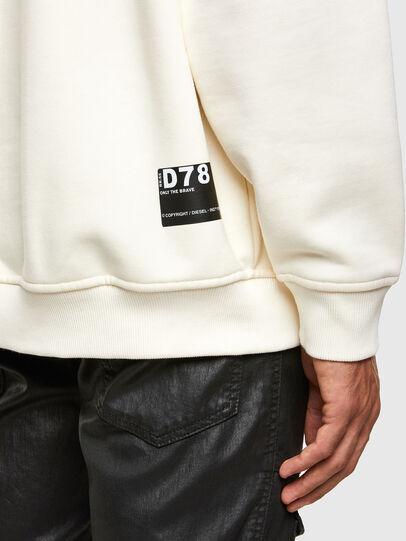 Diesel - S-UMMER-N74, White - Sweaters - Image 4