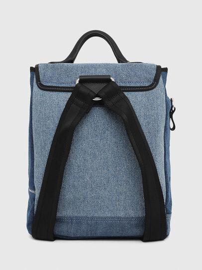 Diesel - DENIPACK, Blue Jeans - Backpacks - Image 3