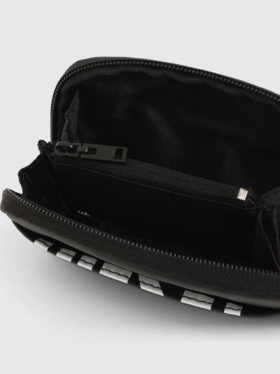 Diesel - LARIO, Black - Zip-Round Wallets - Image 3