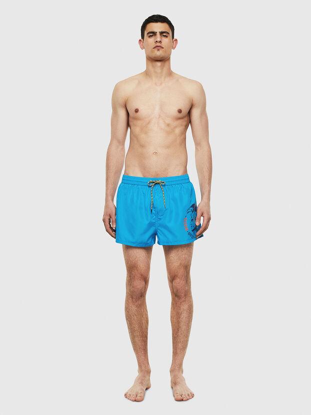 BMBX-SANDY 2.017, Azure - Swim shorts