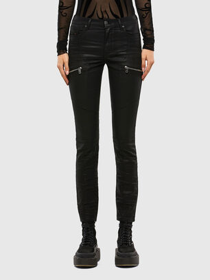 D-Ollies JoggJeans 069RK, Black/Dark grey - Jeans