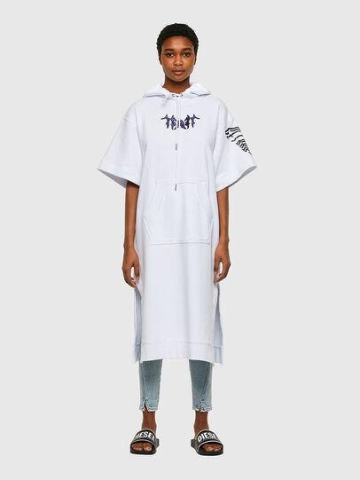Diesel - D-ORSY, White - Dresses - Image 1