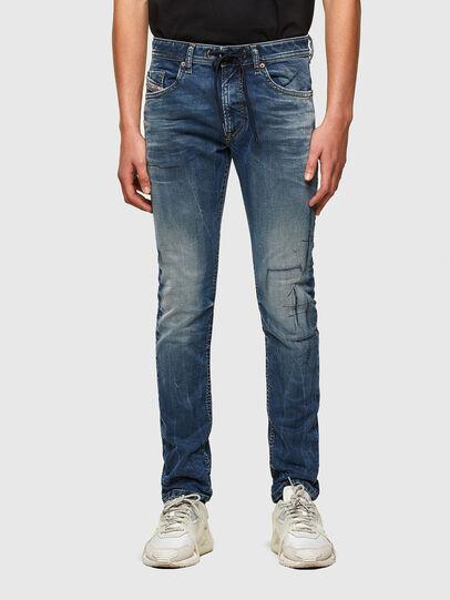 Diesel - Thommer JoggJeans® 069SZ, Dark Blue - Jeans - Image 1
