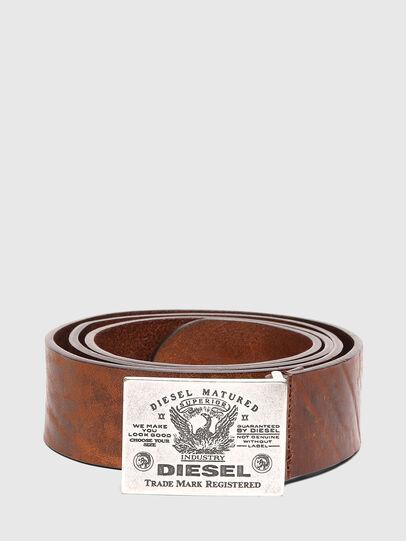 Diesel - B-FILIN, Light Brown - Belts - Image 1