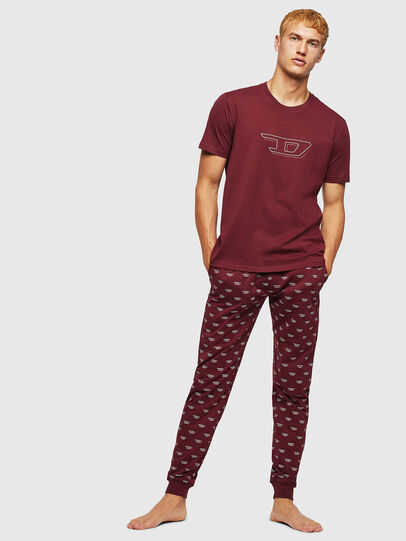 Diesel - UMSET-JAKE-JULIO, Bordeaux - Pajamas - Image 1
