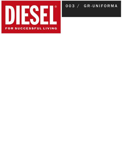 Diesel - GR02-B301, Red/White - Denim Shirts - Image 2