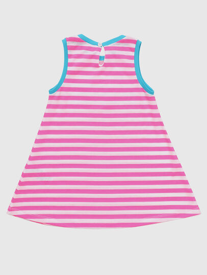 Diesel - DARIETTAB, Pink/White - Dresses - Image 2