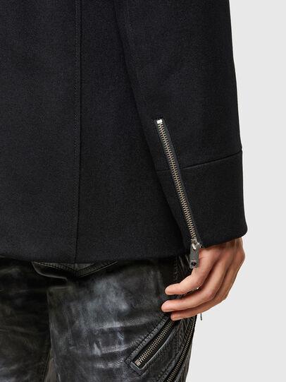 Diesel - W-BOND, Black - Winter Jackets - Image 5