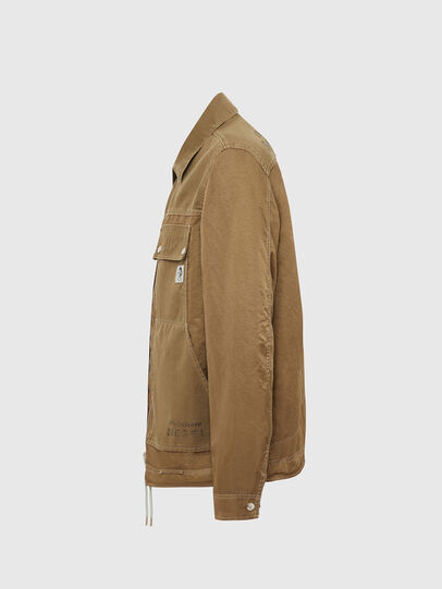 Diesel - J-BERKLEY, Light Brown - Jackets - Image 3