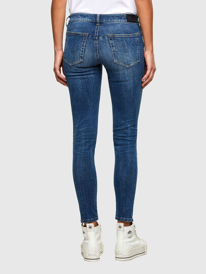 Diesel - D-Jevel 009PK, Medium blue - Jeans - Image 2