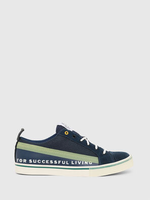 S-DVELOWS LOW, Multicolor/Blue - Sneakers