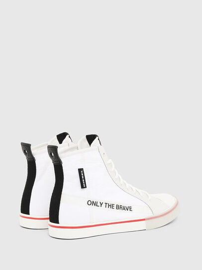 Diesel - S-DVELOWS ML, White/Black - Sneakers - Image 3