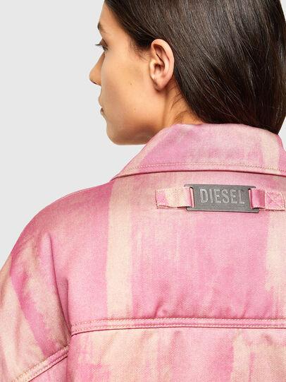 Diesel - G-SOJO, Pink - Jackets - Image 5