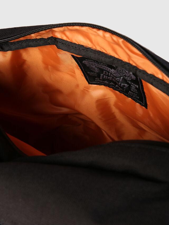 Diesel - F-URBHANITY CROSSBOD, Black - Backpacks - Image 5