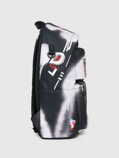 Diesel - RODYO NP, Black - Backpacks - Image 3
